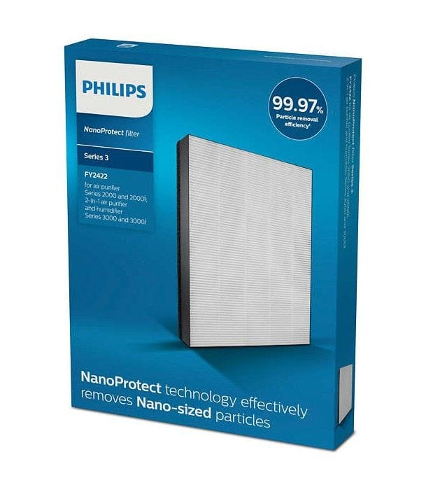 filtr Nano Protect Hepa oczyszczacza Philips