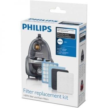 Worki i filtry do odkurzaczy HEPA filtr do odkurzaczy Philips FC8058/01